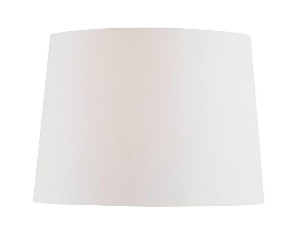 "Lite Source LS-CH106-18 13"" Height Large Off-White Empire Shade"