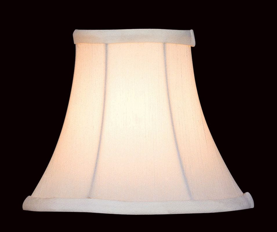 "Lite Source CH526-6 5"" Height Small Eggshell Empire Candelabra Shade"