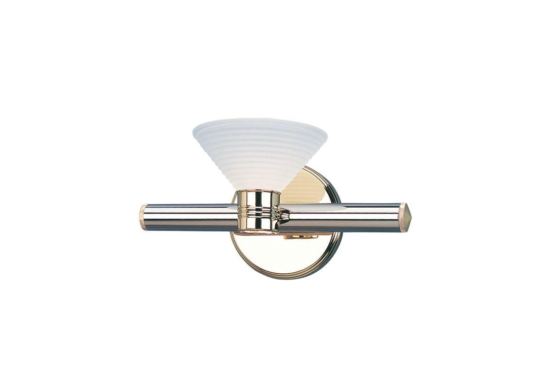 "Lite Source LS-1123 1 Light 12.5"" Wide Bathroom Fixture from the Regal"