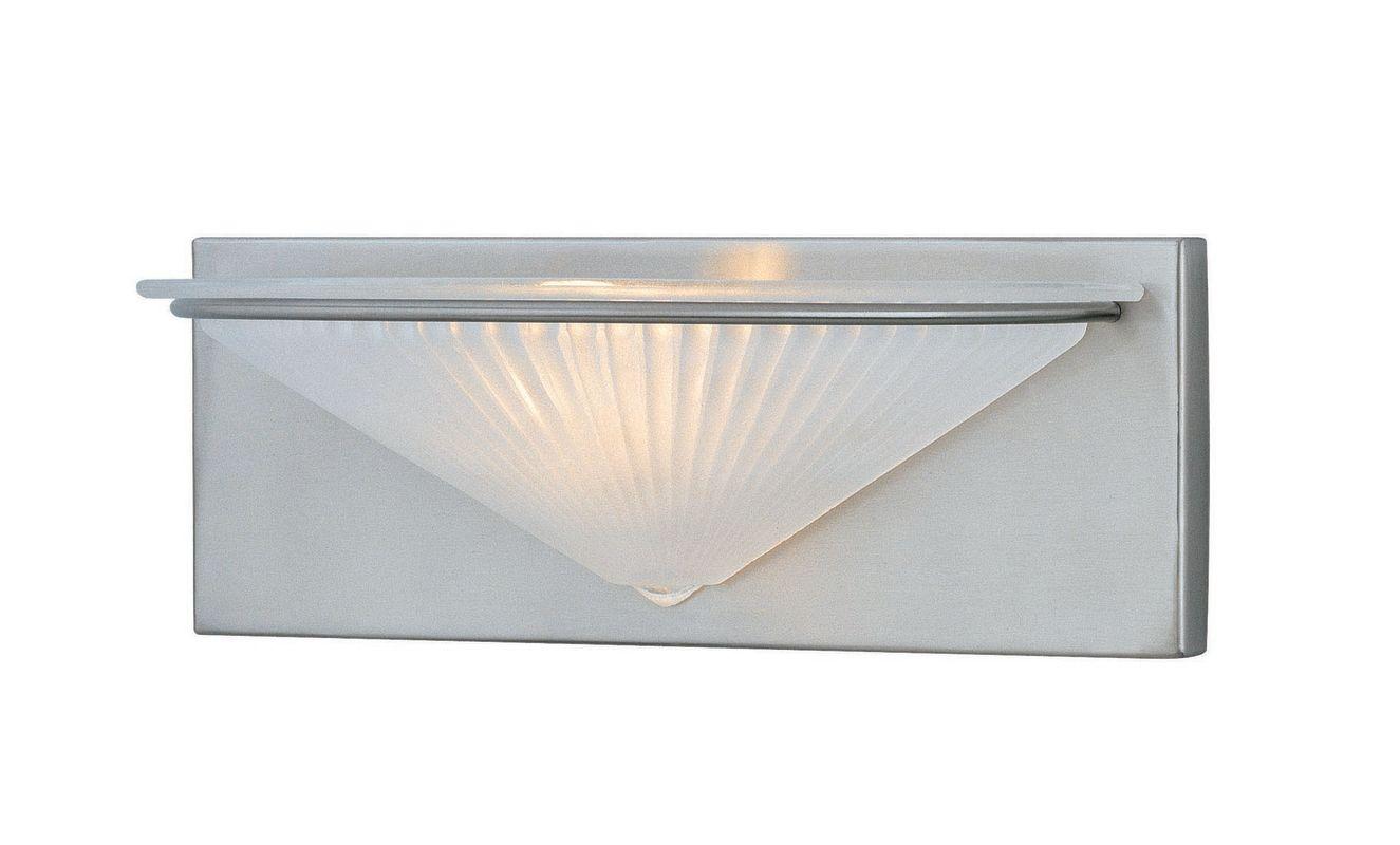 "Lite Source LS-16331 1 Light 7"" Wide Bathroom Fixture from the Damon"