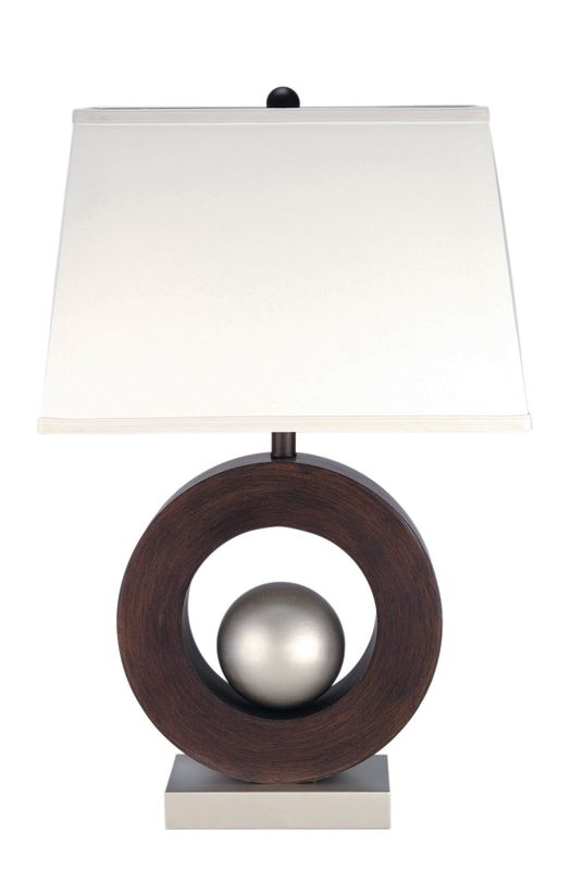 Lite Source LS-2449 Table Lamp from the Circuline Collection Dark Sale $197.30 ITEM: bci338680 ID#:LS-2449 UPC: 88675420958 :