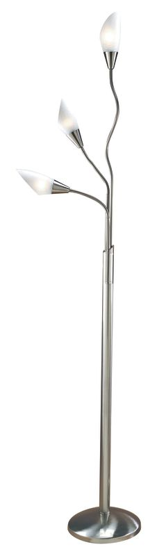 Lite Source LS-9526 Floor Lamp from the Crackler II Collection