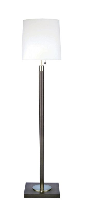 Lite Source LS-9666 Floor Lamp from the Latte Collection Polished