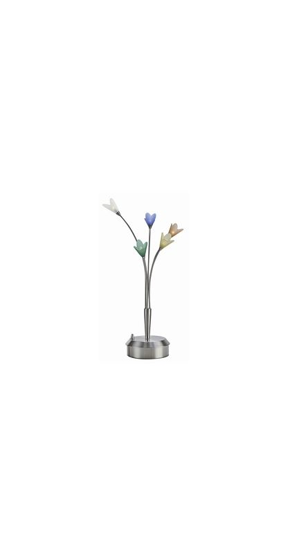 Lite Source LS-3977 Specialty Table Lamp from the Flora Collection