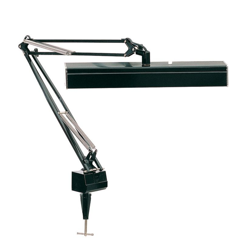 Lite Source LSF-150 Functional Clamp On Swing Arm Lamp from the Solare