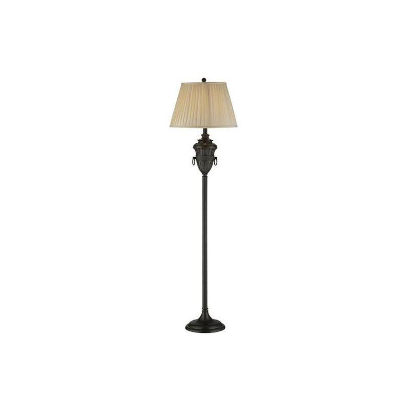 Lite Source C61259 Lachlan 1 Light Floor Lamp Dark Bronze Lamps Sale $181.00 ITEM: bci2437114 ID#:C61259 UPC: 88675495970 :