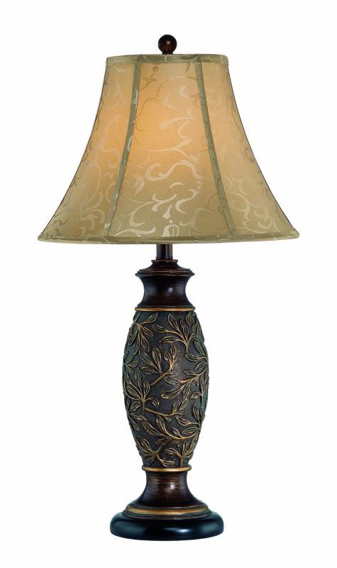 Lite Source CF41162 Gentry 1 Light Table Lamp Dark Antique Bronze / Sale $139.92 ITEM: bci2437063 ID#:CF41162 UPC: 88675449249 :