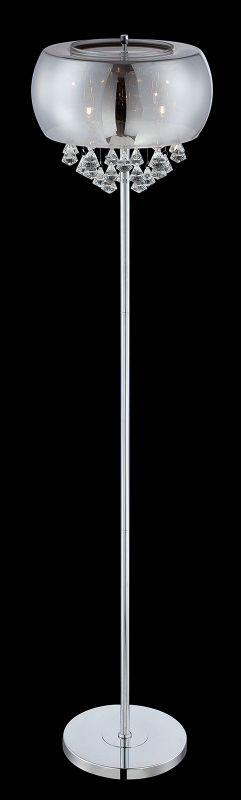 Lite Source EL-90064 4 Light Floor Lamp with Crystal Ornament Accents Sale $484.00 ITEM: bci2566517 ID#:EL-90064 UPC: 88675901204 :