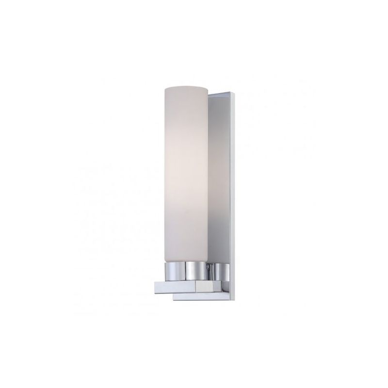 Lite Source LS-16023C/FRO Kayla 1 Light ADA Compliant Wall Sconce Sale $109.00 ITEM: bci2436958 ID#:LS-16023C/FRO UPC: 88675450450 :
