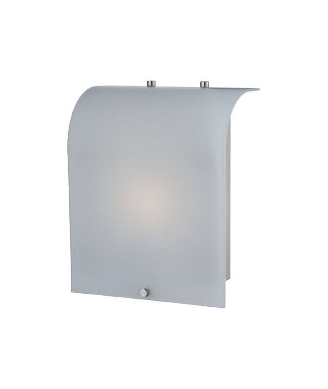 Lite Source LS-16116 Floyd 1 Light ADA Compliant Wall Sconce Metal