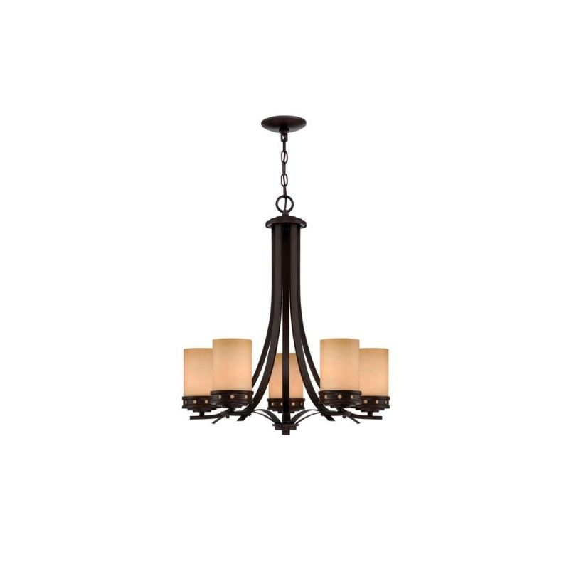 Lite Source LS-18465 Melita 5 Light 1 Tier Chandelier Dark Bronze Sale $225.00 ITEM: bci2436902 ID#:LS-18465 UPC: 88675452027 :