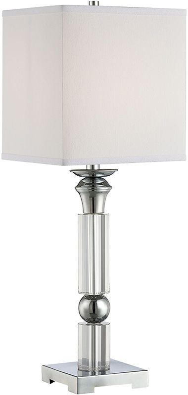 Lite Source LS-22347 Nicolette 1 Light Table Lamp with Off-White Sale $171.00 ITEM: bci2566697 ID#:LS-22347 UPC: 88675458500 :