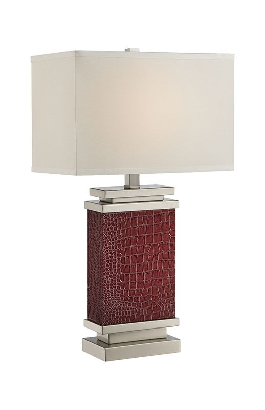 Lite Source LS-22441 Kelis 1 Light Table Lamp with Off-White Fabric Sale $179.00 ITEM: bci2566626 ID#:LS-22441 UPC: 88675459910 :