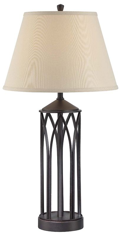Lite Source LS-22567 Devon 1 Light Table Lamp with Light Beige Fabric Sale $218.00 ITEM: bci2566549 ID#:LS-22567 UPC: 88675461272 :