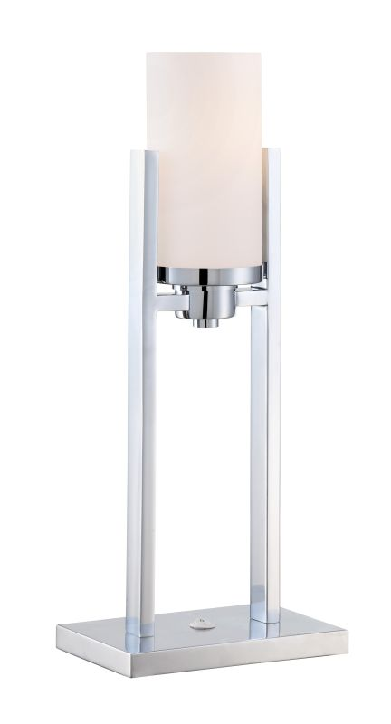 "Lite Source LS-22811 Caesarea 21.5"" High 1 Light Table Lamp with"