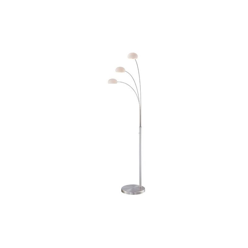 Lite Source LS-81673PS/FRO Ilario 3 Light Arc Lamp Polished Steel Sale $278.00 ITEM: bci2437079 ID#:LS-81673PS/FRO UPC: 88675447511 :