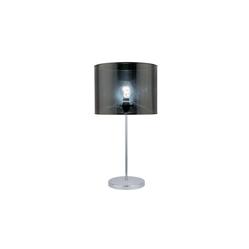 Lite Source LSF-21998 Lanza 1 Light Table Lamp Chrome Lamps Sale $93.00 ITEM: bci2437117 ID#:LSF-21998 UPC: 88675453079 :