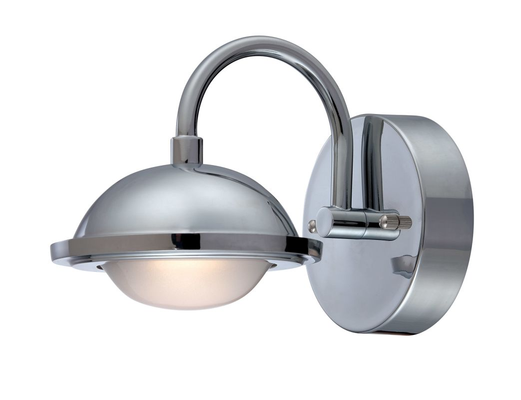 Lite Source LS-16681 Dekel 1 Light Down Lighting Wall Sconce Chrome / Sale $139.00 ITEM: bci1999532 ID#:LS-16681C UPC: 88675455806 :