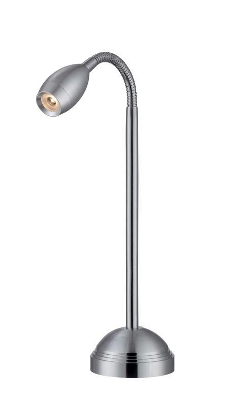 Lite Source LS-21804 Saskia LED Adjustable Desk Lamp Aluminum Lamps