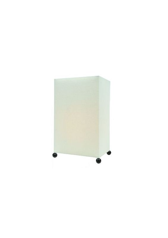 Lite Source LS-22118 Sarika 1 Light Specialty Table Lamp Black Lamps