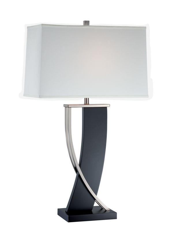 Lite Source LS-21788 Single Light Up / Down Lighting Table Lamp with