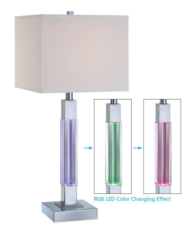 "Lite Source LS-21826 Single Light 28"" Up / Down Lighting Rectangular Sale $192.00 ITEM: bci1716770 ID#:LS-21826 UPC: 88675450542 :"