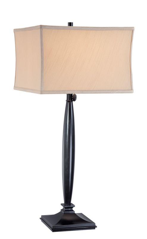 "Lite Source LS-21840 30.5"" Single Light Up / Down Lighting Metal Post"