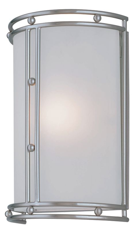 Lite Source LS-16878 1 Light Wall Sconce from the Sarafina Collection Sale $76.00 ITEM: bci1347079 ID#:LS-16878PS/FRO UPC: 88675436959 :
