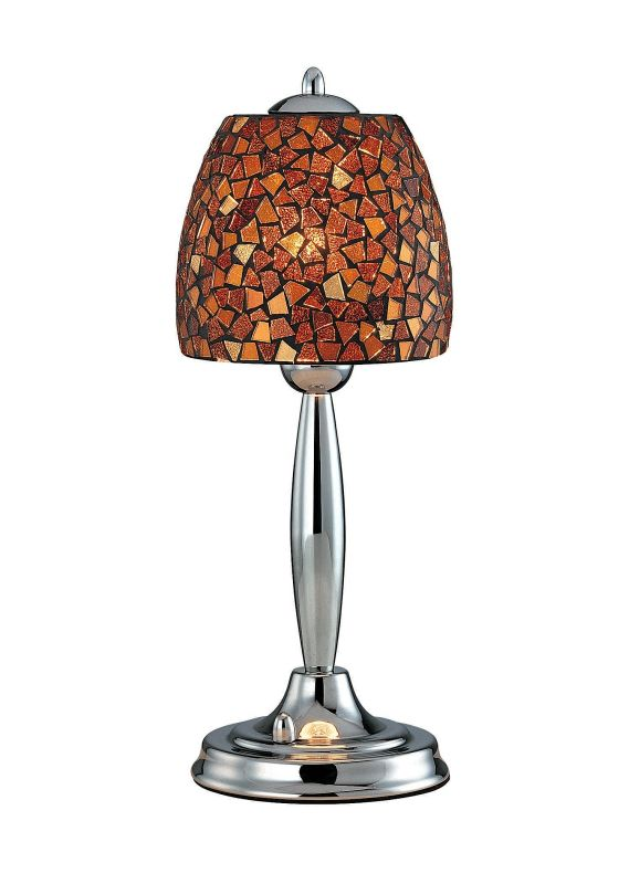 Lite Source LS-20485 Table Lamp from the Musoke Collection Amber Lamps