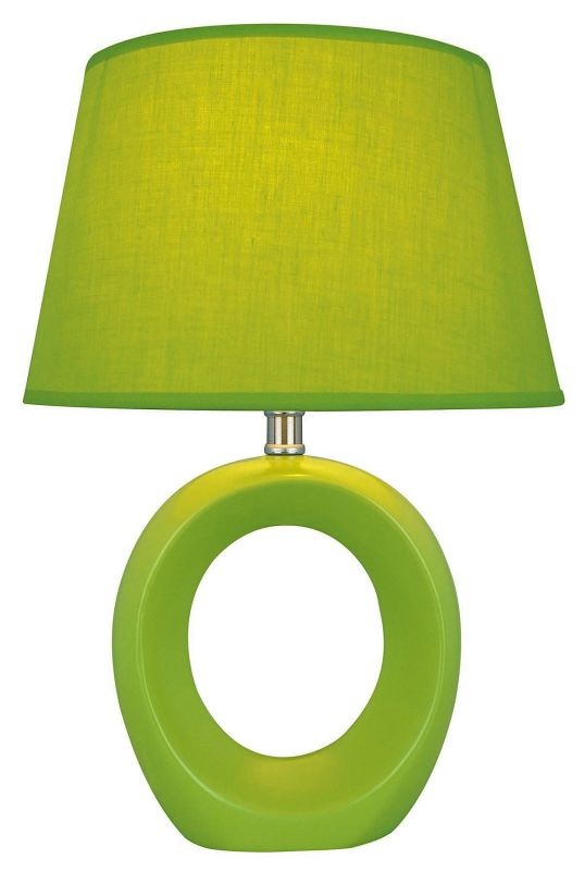 Lite Source LS-20585 Table Lamp from the Viko Collection Green Lamps