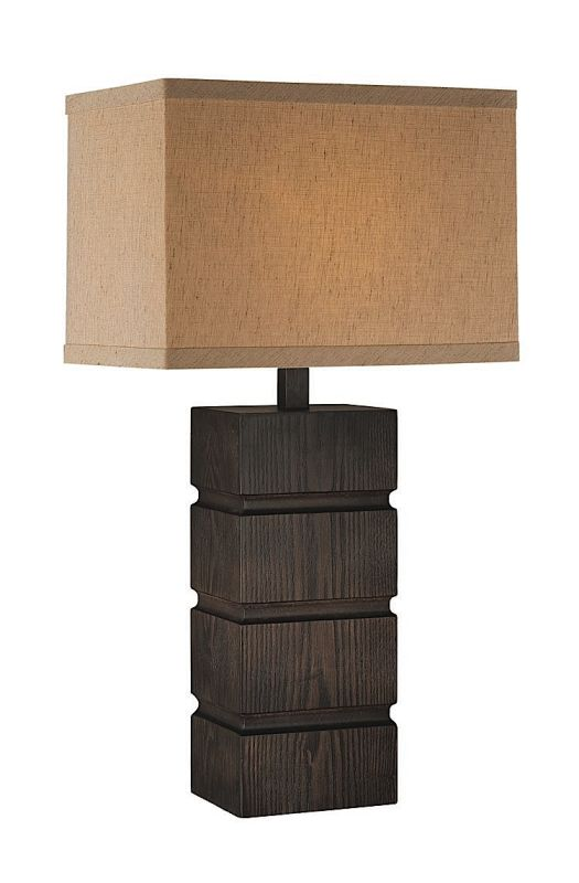 Lite Source LS-21025 1 Light Wood Table Lamp with Tan Fabric Shade Sale $111.00 ITEM: bci1347976 ID#:LS-21025 UPC: 88675437833 :