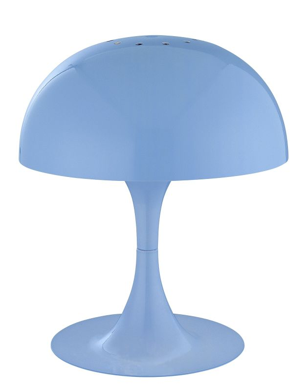Lite Source LS-21095 Mini Table Lamp Metal Shade from the Cutie