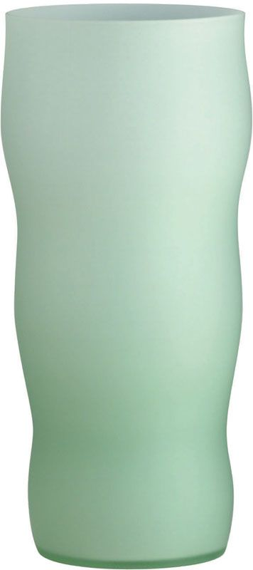 Lite Source LS-3522 Glass Vase Light from the Rainbow Collection Green