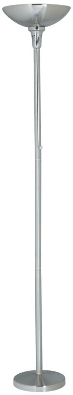 Lite Source LS-9913 Torchiere Lamp from the Servo Collection Polished