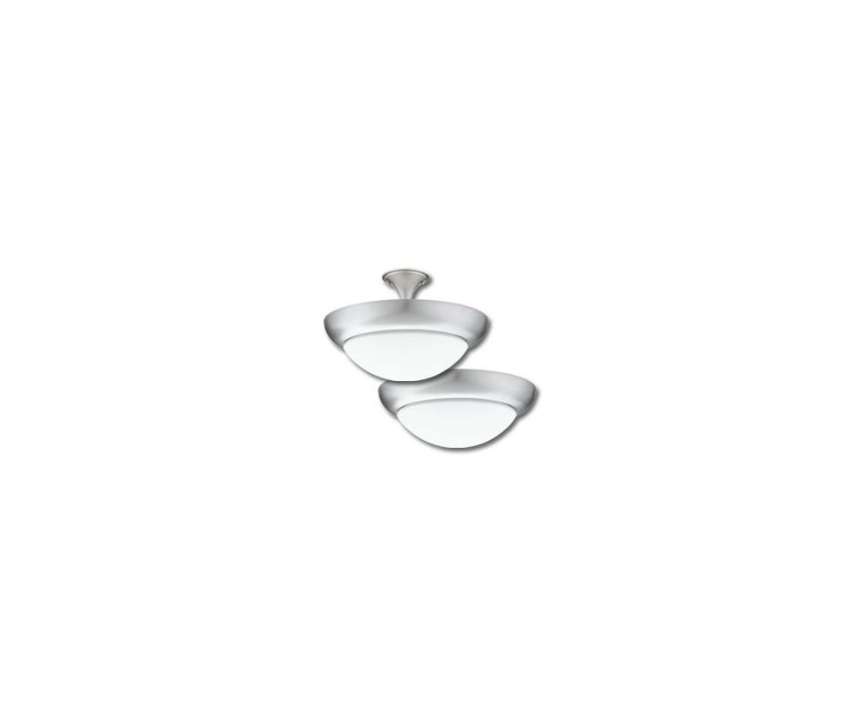 "Lithonia Lighting 11734 14"" Convertible Flush Mount or Semi-Flush"