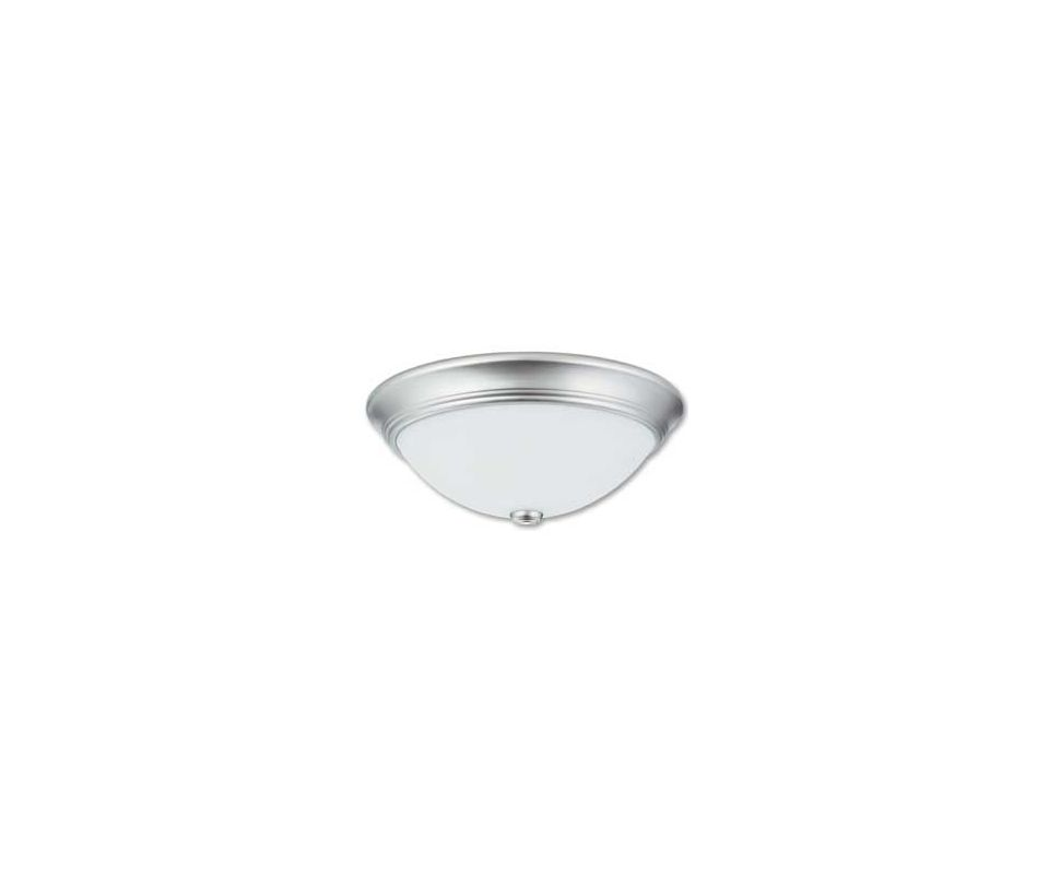 Lithonia Lighting 11983 1 Light Flush Mount Ceiling Fixture from the