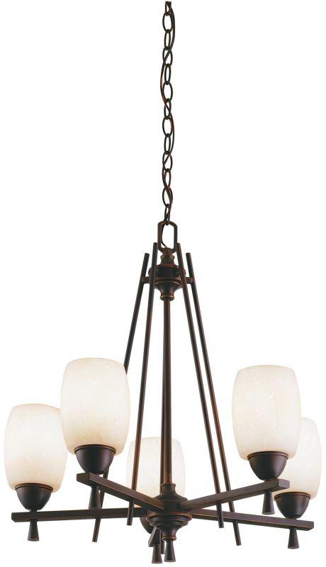 Lithonia Lighting 11535 Ferros 5 Light Single-Tier Up Lighting