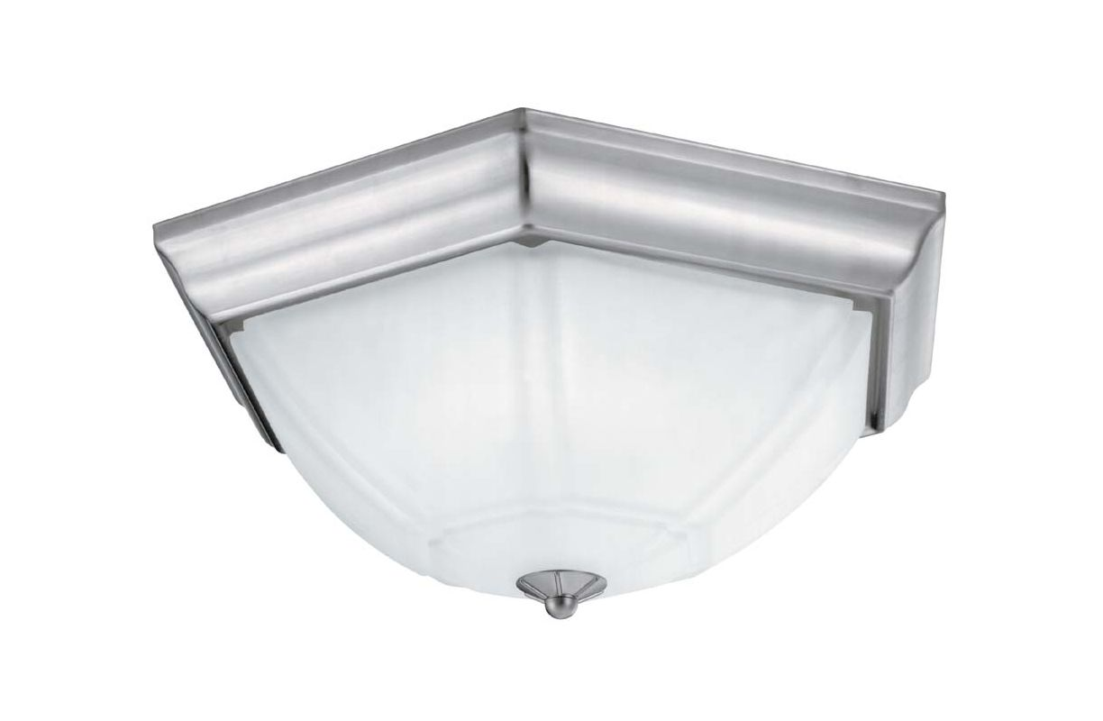 Lithonia Lighting 10866 Piedmount 16 Inch Energy Star Flush Mount