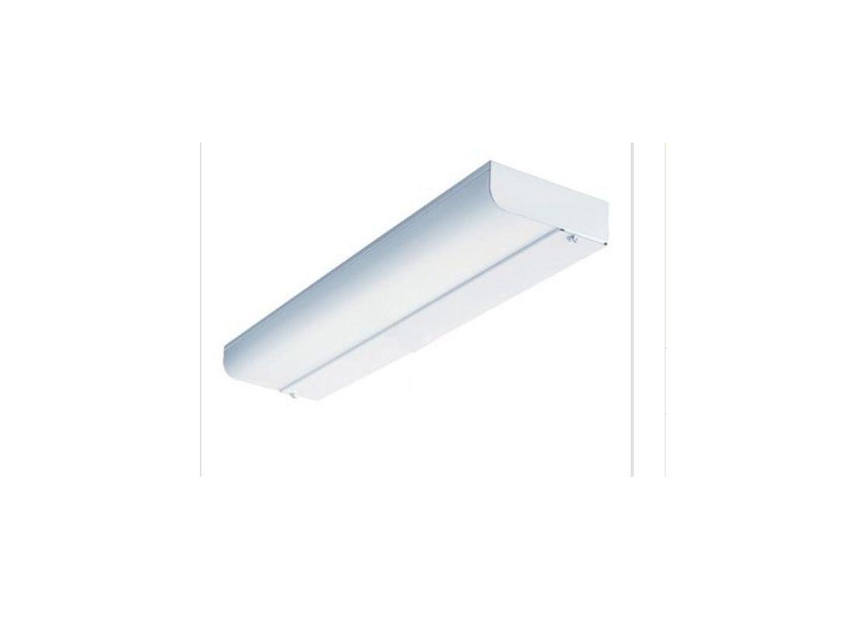 Lithonia Lighting CUC8 15 120 LP S1 1 Light Fluorescent Closet Light