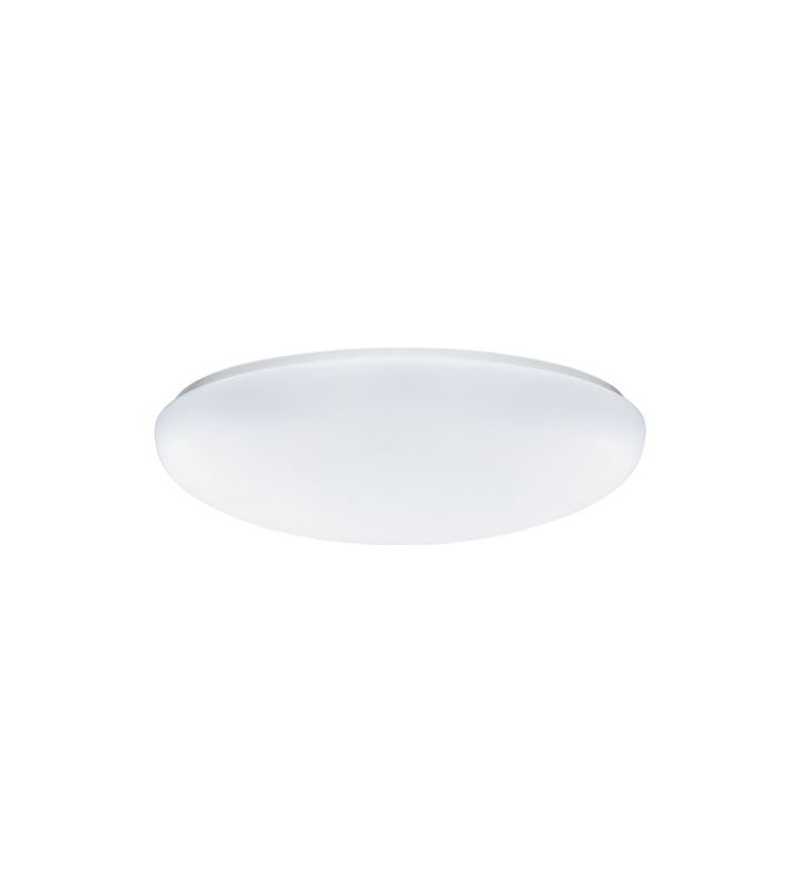 Lithonia Lighting FM54 ACLR LP 14 Inch Low Profile Round Flushmount