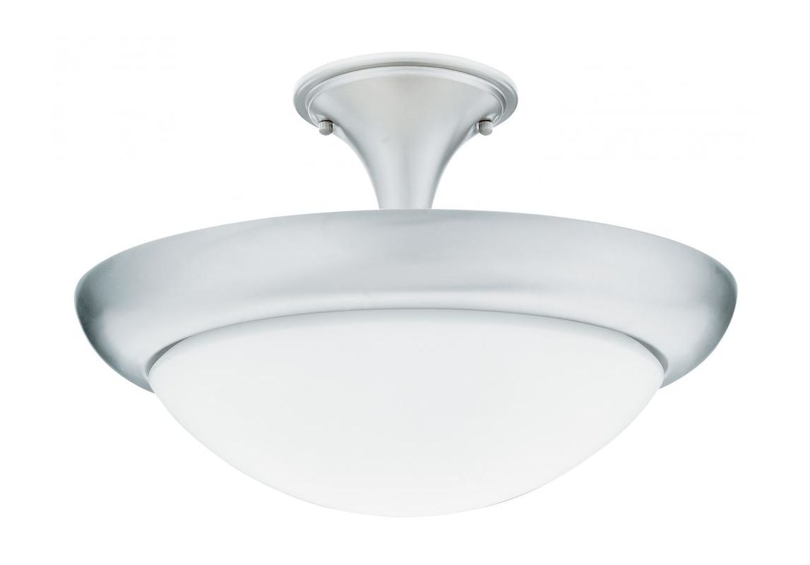 "Lithonia Lighting 11736 16"" Convertible Flush Mount or Semi-Flush"