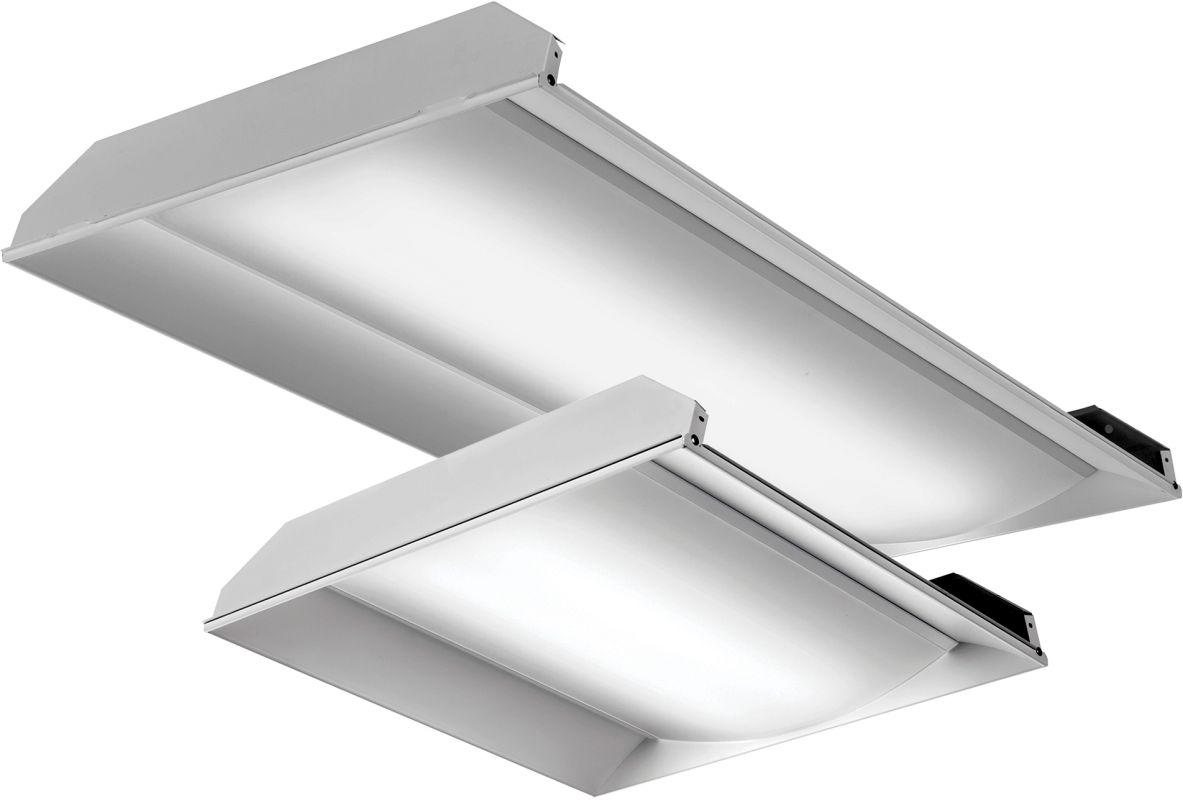Lithonia Lighting 2FSL2 33L EZ1 PWS1836 LP835 N100 LED Non-IC New