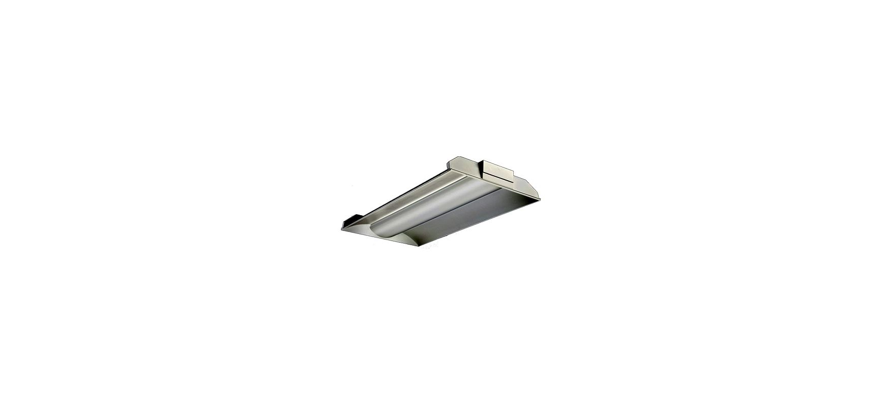 Lithonia Lighting 2VT8 2 17 ADP MVOLT GEB10IS 2 Light Linear Recessed
