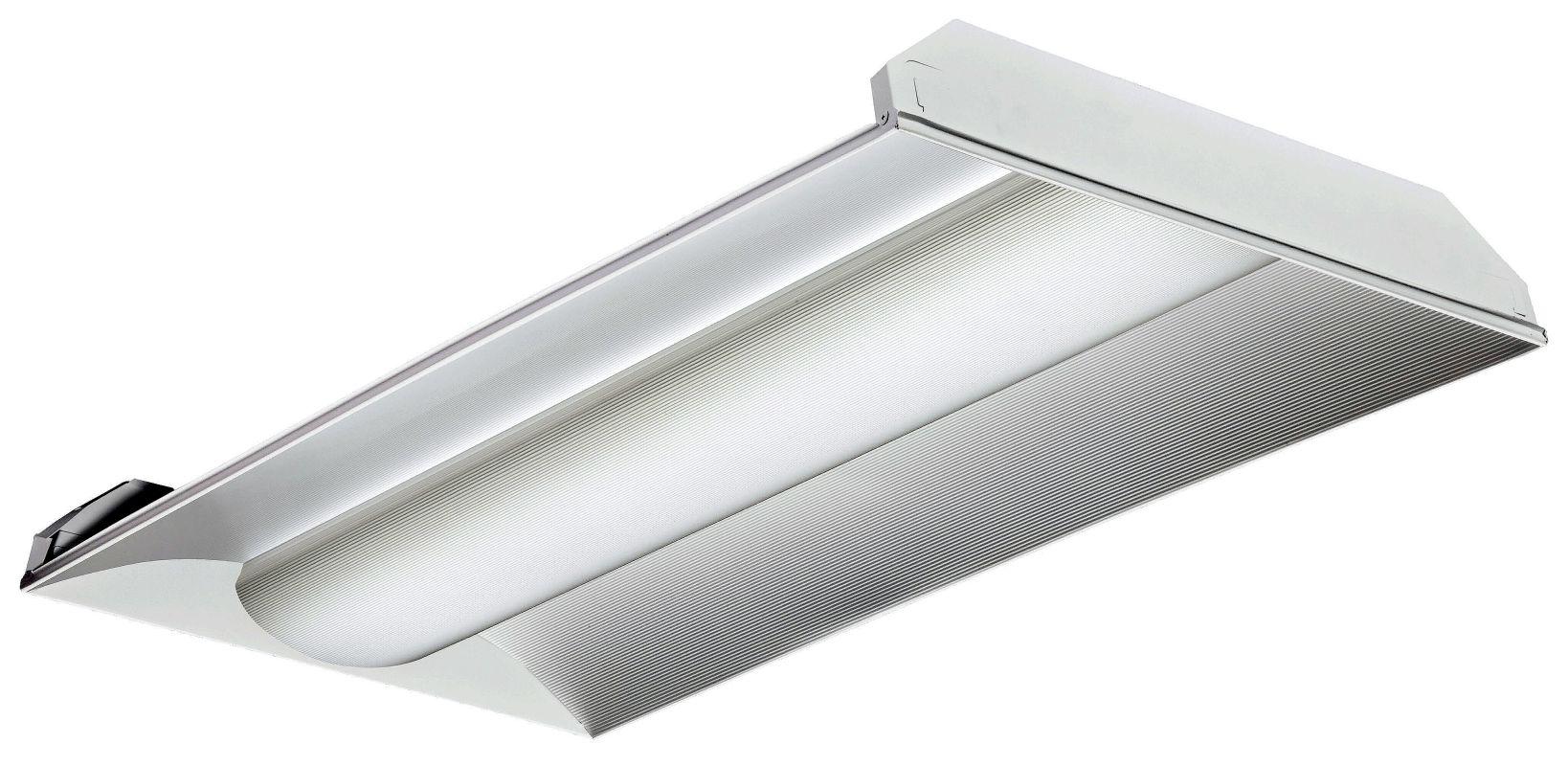 """Lithonia Lighting 2VTL4 40L ADP EZ1 LP835 1 Light 48"""" LED IC Rated"""