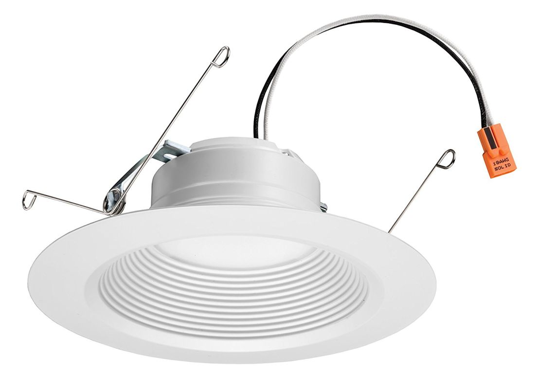 "Lithonia Lighting 65BEMW LED 27K M6 E-Series 7.625"" Wide 1 Energy Star"