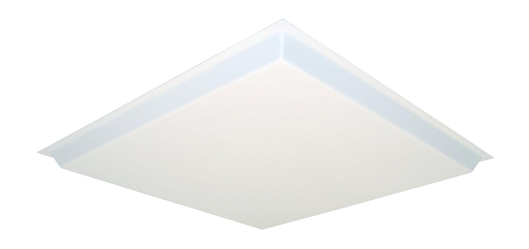 "Lithonia Lighting D2SBDDROP2 24"" x 24"" Dropped Diffuser White"