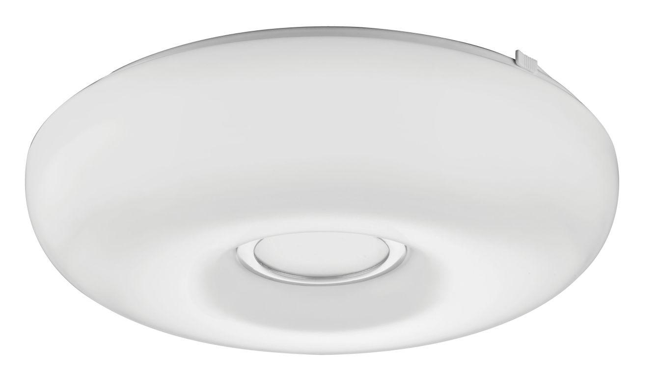 "Lithonia Lighting FMKMRL 14 20830 M4 Kamino 14"" Flush Mount 3000K LED"
