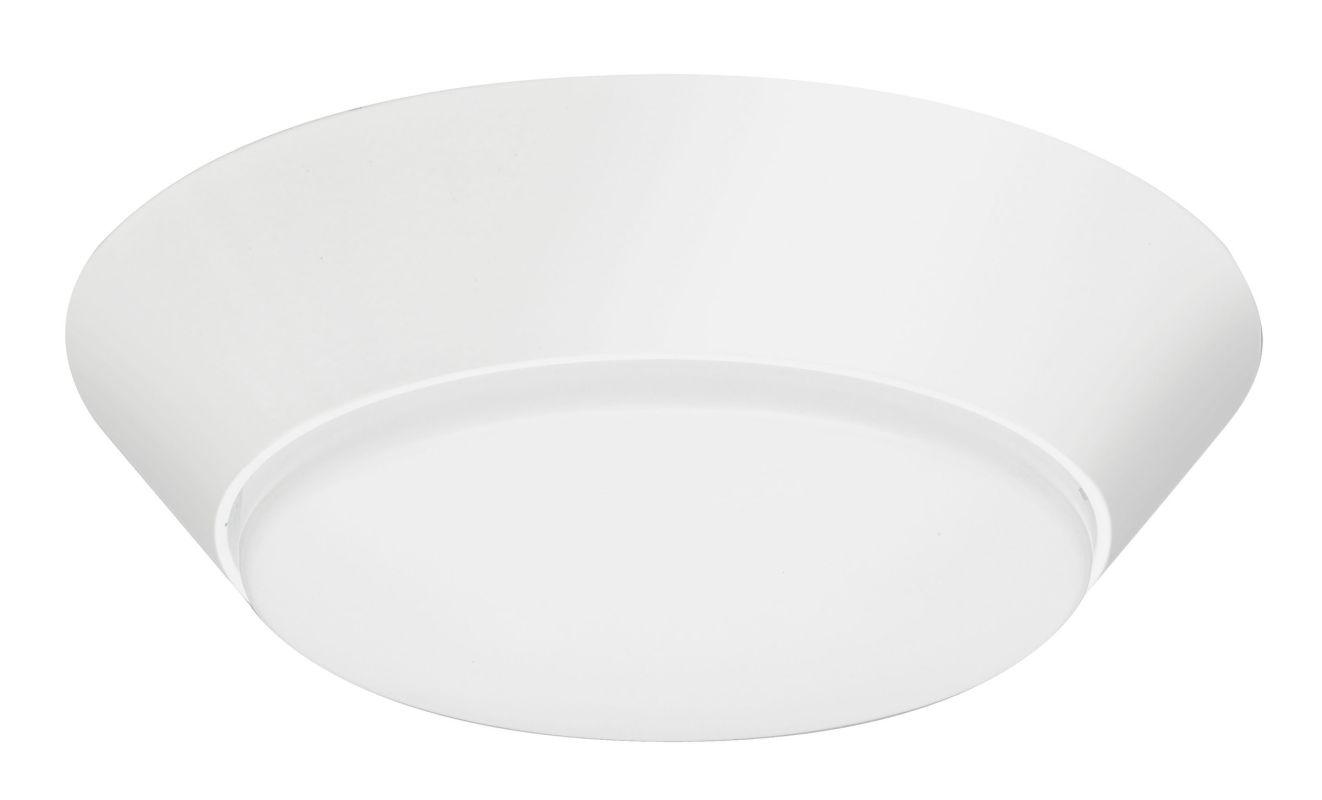 "Lithonia Lighting FMML 7 840 WL Versi 7"" Flush Mount 4000K LED"