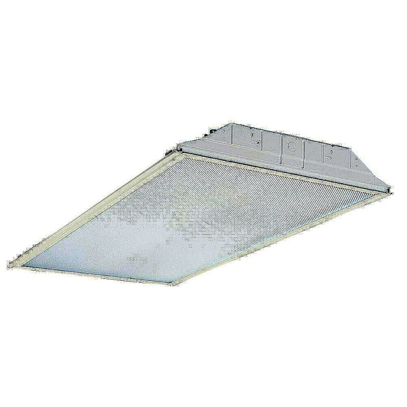 "Lithonia Lighting GT3 2MV 3 Light 48"" Fluorescent Recessed Fixture"
