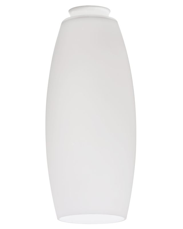 Lithonia Lighting DBLT 1001 M6 Opal White Decorative Bullet Shade Opal